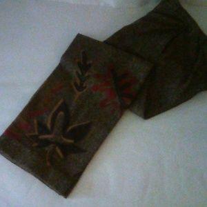 Dolce & Gabbana Brown Wool Pants Sz 44